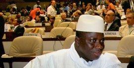 Dimiten cuatro importantes ministros del Gobierno de Gambia a dos días de la toma de posesión de Barrow