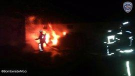 Extinguido un incendio esta madrugada en un hotel del Port d'Alcúdia