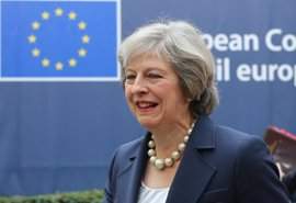 May apostará por un 'Brexit duro' para Reino Unido
