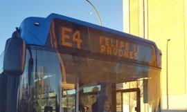 Línea exprés E4 de EMT, más rápida que coche, Metro o bici en una carrera hasta Felipe II