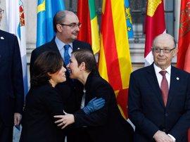 Barkos asiste en Madrid a la VI Conferencia de Presidentes