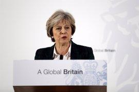 """May dice que Reino Unido seguirá siendo un """"socio fiable"""" pero no un miembro parcial de la UE"""