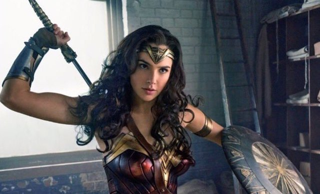 Wonder Woman de Gal Gadot