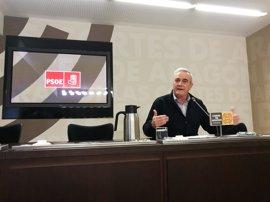 PSOE reclama a Podemos que siga participando en el giro social iniciado en Aragón en 2016