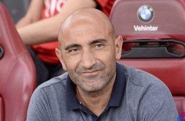 Abelardo deja de ser entrenador del Sporting de Gijón
