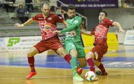ElPozo Murcia y Magna Gurpea dan un paso al frente para jugar la final