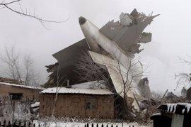 """EEUU expresa sus """"profundas condolencias"""" por el siniestro del avión turco en Kirguistán"""