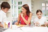 Foto: La balanza de los deberes: cómo conciliar con los deberes en casa