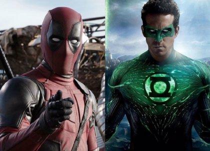 Ryan Reynolds escribió el guión de Deadpool mientras rodaba Linterna Verde