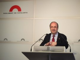 Miquel Iceta (PSC) a Carles Puigdemont: los acuerdos de la Conferencia no pueden romperse