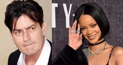 Charlie Sheen pide perdón a Rihanna después de insultarla públicamente