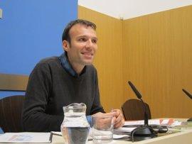 Muñoz (ZEC) pide calma al PSOE y dice que el diálogo no se tiene que suspender