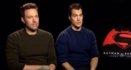 Ben Affleck responde al meme de 'Sad Affleck' durante la promoción de Batman v Superman