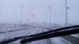 Aviso este jueves en cinco provincias por nieve y vientos con Almería en nivel naranja