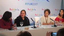 Ayuntamiento y Vicente Amigo anuncian en Fitur que difundirán la imagen de Córdoba