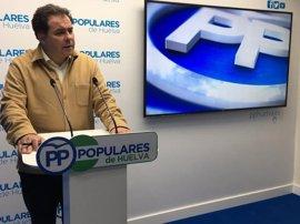 """El PP critica que el consejero de Salud """"ningunee"""" el clamor que reclama """"sanidad digna"""""""