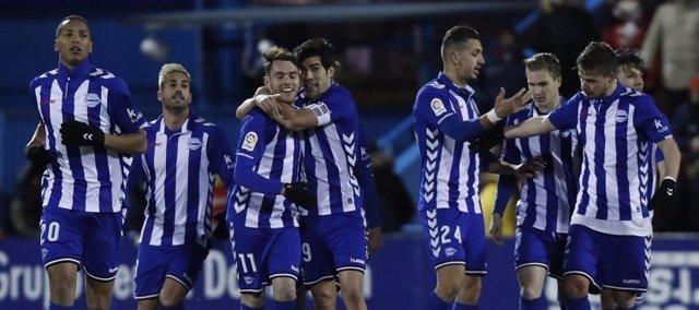 Ibai Gómez se basta para congelar al Alcorcón