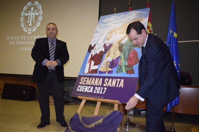 Presentación del cartel de Semana Santa de Cuenca