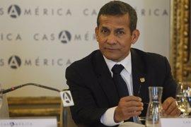 Perú extiende a Humala la obligación de solicitar autorización para salir del país