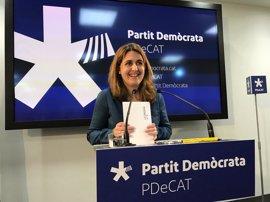 """Pascal (PDeCAT) pide centrarse en """"hacer partido y el referéndum"""" y no en candidatos"""