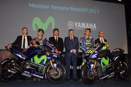 El Movistar Yamaha se presenta exhibiendo buena sintonía entre Rossi y Viñales