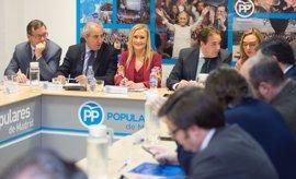 Agrupaciones del PP de Madrid salen en defensa de la celebración del Congreso regional en