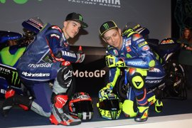 "Rossi: ""Viñales va a ser igual de fuerte que Lorenzo"""