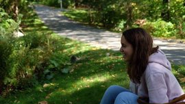 """María Caso, estudiante española en EEUU: """"Tenemos que dejar de estar cómodos y empezar a hacernos preguntas"""""""