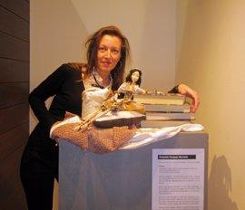 La argentina Griselda Gorgojo muestra su obra en 'Yo expongo', en el Centro Fundación Caja Rioja-Bankia Gran Vía