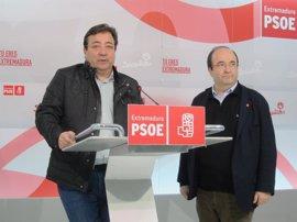 Vara asegura que él no concibe a España sin Cataluña ni al PSOE sin el PSC
