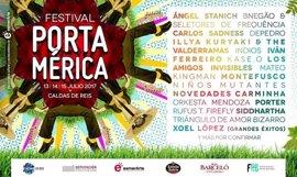 El Festival PortAmérica se muda a Caldas en 2017