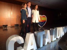 """Rivera augura elecciones en Cataluña porque """"el proceso separatista está agotado y es agotador"""""""
