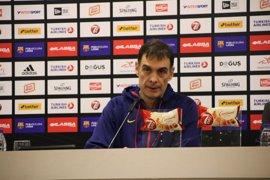 """Bartzokas: """"Jugábamos con gran presión porque necesitábamos la victoria"""""""