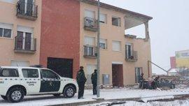 Cuatro heridos en una explosión de una estufa de butano en Villarreal de Huerva