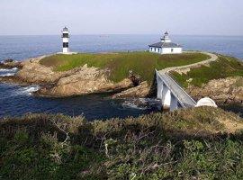 El faro de Illa Pancha, en Ribadeo (Lugo), abrirá como hotel en marzo