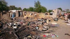 MSF cifra ya en 90 los muertos en el bombardeo del Ejército nigeriano en Rann