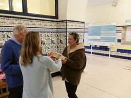 La Fundación CAI crea un servicio gratuito de préstamo de libros en el Hospital Provincial de Zaragoza