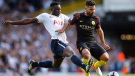 El Tottenham pone a prueba la depresión del Manchester City