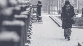El frío también afecta a los ojos