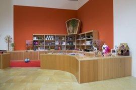 La tienda del Guggenheim Bilbao, una de las 10 mejores tiendas de museos del mundo