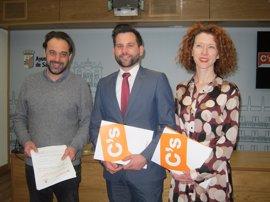 C'S incorpora medio centenar de propuestas a los presupuestos del Ayuntamiento de Salamanca