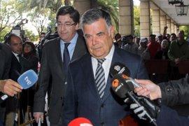 Núñez imputa a Viera por dos ayudas de los ERE al Ayuntamiento de Alcolea