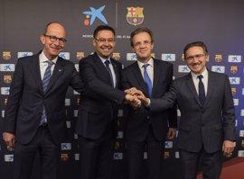 CaixaBank y el FC Barcelona renuevan su acuerdo de patrocinio cuatro años más