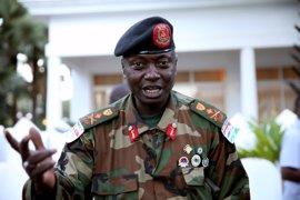 El jefe del Ejército de Gambia promete no luchar contra las fuerzas africanas