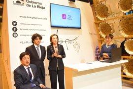 Gamarra destaca en Fitur la apuesta por el turismo accesible de Logroño