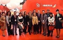 Salamanca refuerza su promoción en mercados internacionales con la presencia en Fitur