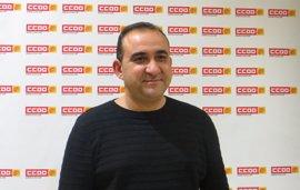 Javier Pacheco supera los 5.000 avales para optar a secretario general de CC.OO. de Catalunya