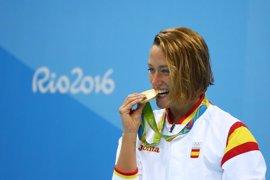 Mireia Belmonte encabeza la convocatoria española para la Flanders Speedo Cup