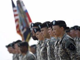 """Trump promete """"reconstruir"""" el Ejército y crear un sistema de antimisiles sólo para EEUU"""
