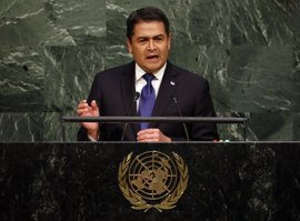 """El presidente de Honduras pide un """"informe especial"""" sobre el asesinato de Igor Padilla"""
